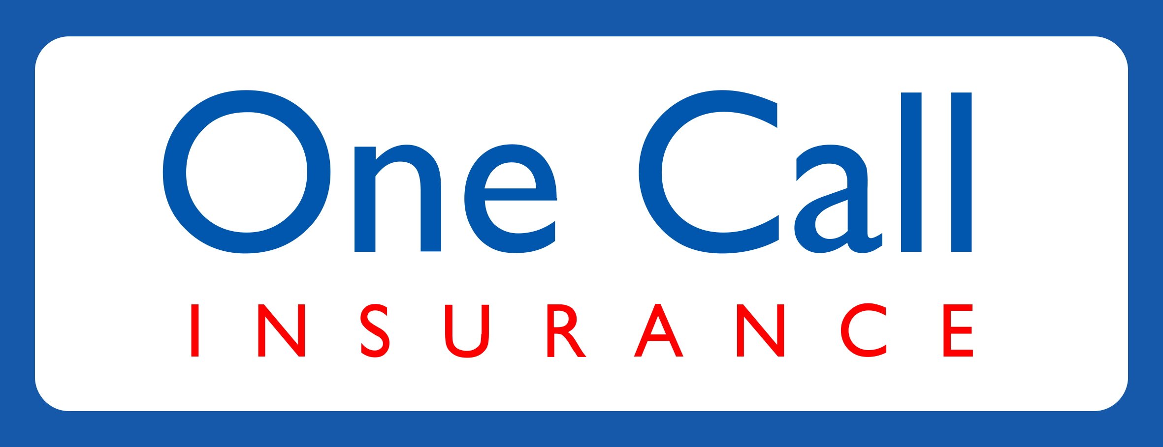 one call insurance logo