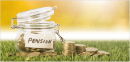 pension contribution